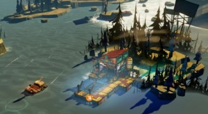 The flame inthe flood