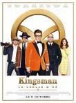 Kingsman, affiche