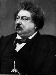 Portrait d'Alexandre Dumas