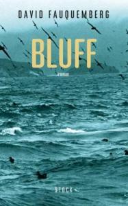 Couverture de Bluff de David Fauquemberg