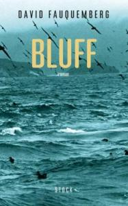 Couverture de Bluff de David Fauquemberg