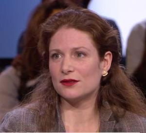 Portrait d'Adélaïde Bon