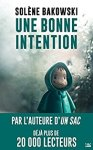 Couverture d'Une bonne intention