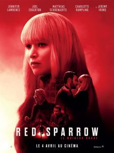 Affiche du film Red Sparrow