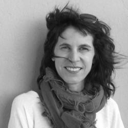 Portrait de Nona Fernandez, auteur