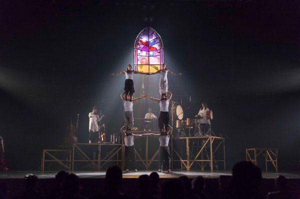 Cirque Alfonse, Bobino