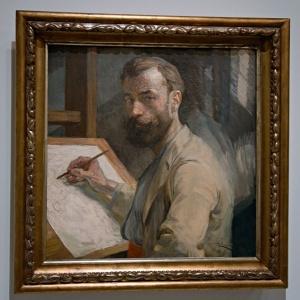 Autoportrait de Kupka