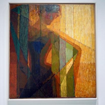 Plans par couleur (femme dans les triangles)