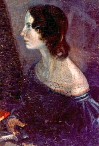 Portrait d'Emily Brontë par son frère