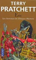 Couverture de Eric de Terry Pratchett
