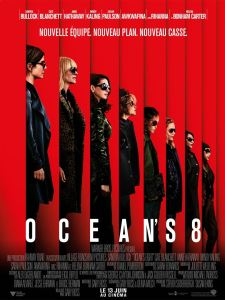 Affiche de Ocean's 8
