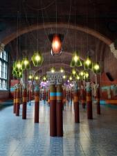 Jorge Pardo, musée des Augustins