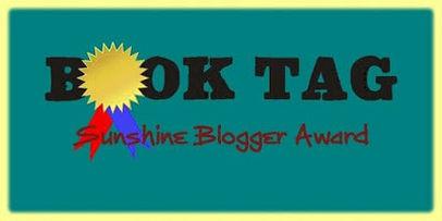 Sunshine blogguer award