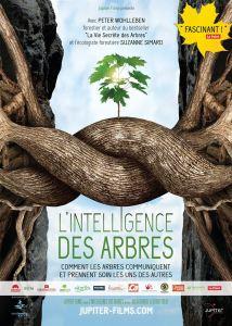 Affiche de l'intelligence des arbres