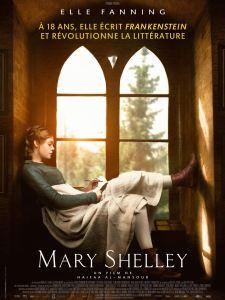 Affiche du film Mary Shelley