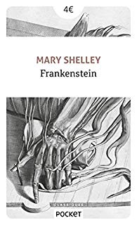 Couverture de Frankenstein
