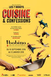 Affiche de Cuisine et confessions