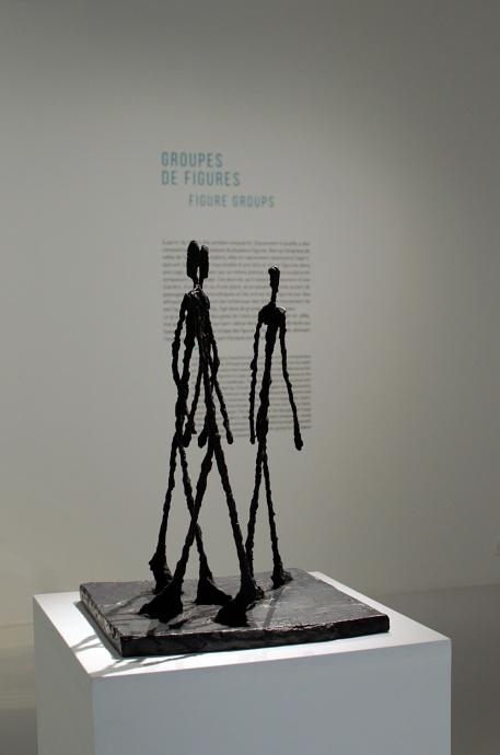 Giacometti musée Maillol