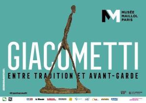 Affiche Giacometti Maillol