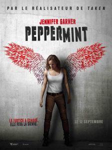 Affiche du film Peppermint