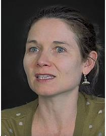 Portrait d'Ingrid Thobois