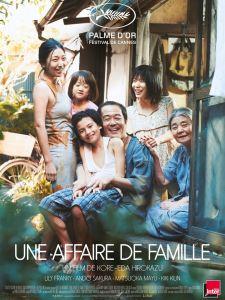 Affiche d'Une affaire de famille