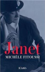 Couverture du roman Janet de Michèle Fitoussi