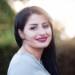 Portrait de Rana Ahmad