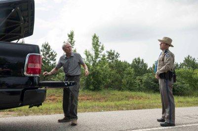 Image extraite du film La Mule de Clint Eastwood