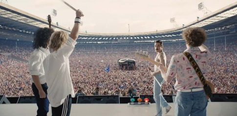 Image extraite du film Bohemian Rhapsody
