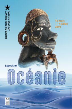 Affiche d'Océanie