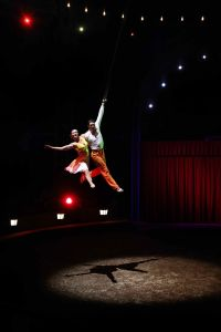 Origines, cirque Gruss