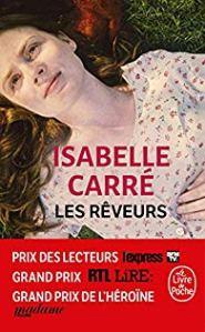 Couverture du livre Les rêveurs d'Isabelle Carré