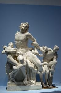 Sculpture antique, Expo Homère