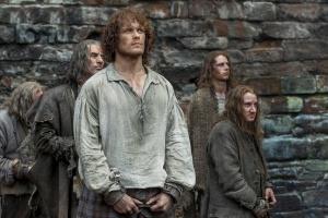 Outlander, saison 1, Jimmy Fraiser