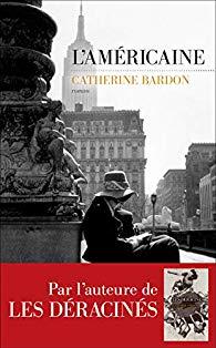 L'Américaine, Catherine Bardon, couverture