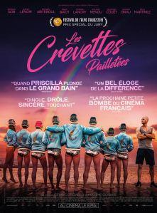 Affiche du film Les crevettes paillettées