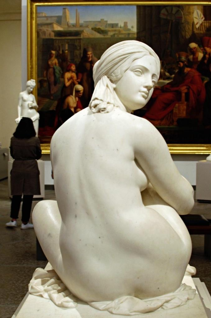Sculpture du musée des beaux-arts de Lyon
