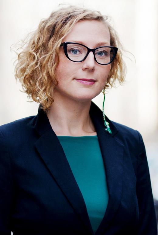 Portrait de Mélanie Taquet, auteur