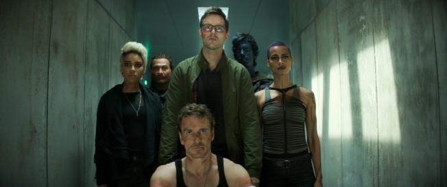 Image extraite du film Dark Phoenix
