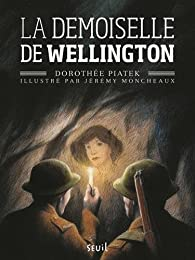 Couverture de Le Demoiselle de Wellington