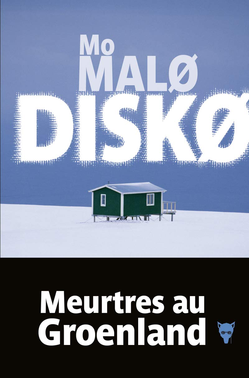 Couverture du roman Disko de Mo Malo