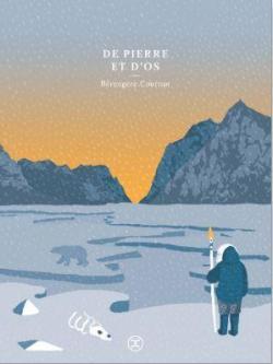 Couverture du roman De Pierre et d'os