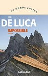 Couverture du roman Impossible