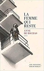 Couverture du roman La femme qui reste