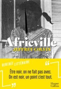 Couverture du roman Africville
