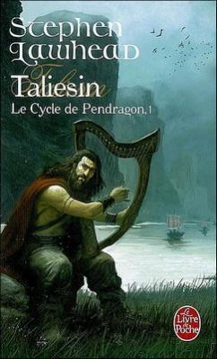 Couverture du roman Taliesin, Le livre de Poche