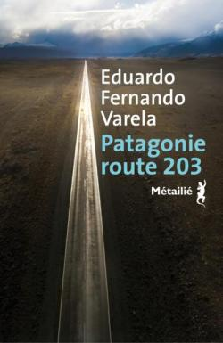 Couverture du roman Patagonie route 203