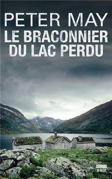 Couverture du Braconnier du lac perdu