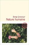 Couverture du roman Nature humaine